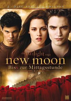 Twilight: New Moon - Biss zur Mittagsstunde [2 DVDs, Special Edition, CH Import]