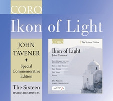 Christophers/Sixteen/Members of the Duke Quartet - Ikon of Light-70th Birthday Special Edition