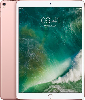 "Apple iPad Pro 10,5"" 512GB [wifi + cellular, model 2017] roze"