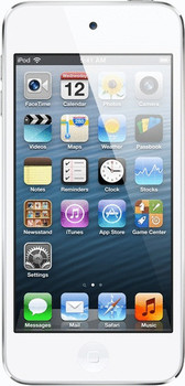 Apple iPod touch 5G 64GB blanco y plata