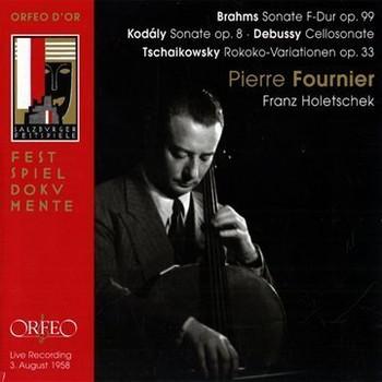 Pierre Forunier - 2.Solistenkonzert