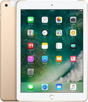 "Apple iPad 9,7"" 128GB [wifi + Cellular] goud"