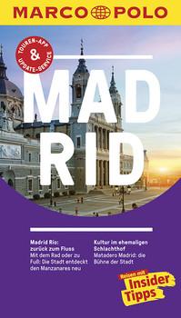 MARCO POLO Reiseführer: Madrid - Reisen mit Insider-Tipps [Broschiert, inkl. Karte, 14. Auflage 2016]