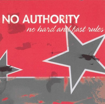 No Authority - No Hard & Fast Rules