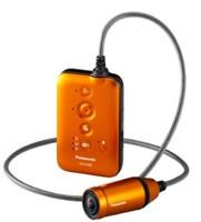 Panasonic HX-A100 en orange