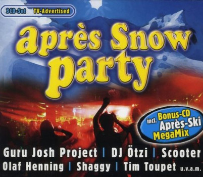 Various - Apres Snow Party 2009