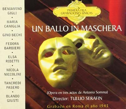 Gigli - Verdi:un Ballo in Maschera