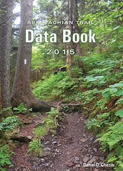 Appalachian Trail Data Book (2015) - Chazin, Daniel