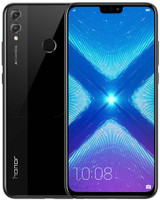 Huawei Honor 8X Dual SIM 64GB negro