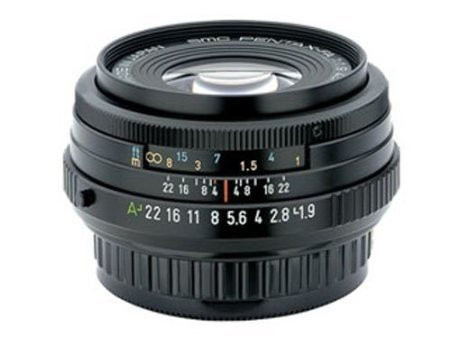 Pentax smc FA 43 mm F1.9 49 mm Obiettivo (compatible con Pentax K) nero [Edizione limitata]