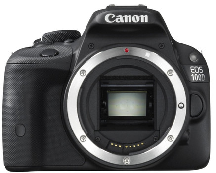 Canon EOS 100D schwarz body
