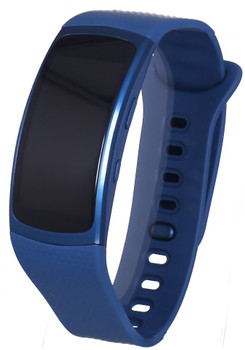 Samsung Gear Fit2 Small blauw
