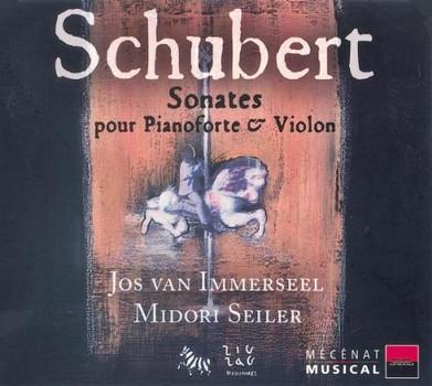 Midori Seiler - Sonaten für Violine und Klavie