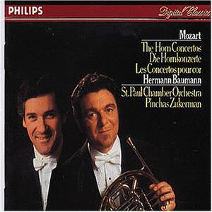 Baumann - Hornkonzerte 1-4 (Gesamtaufnahme)
