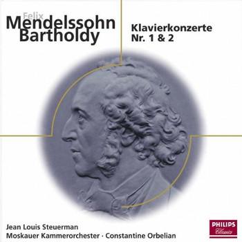 Jean-Louis Steuerman - Klavierkonzerte 1,2