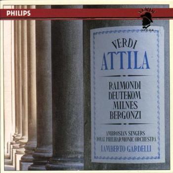 Lamberto Gardelli - Verdi: Attila (Gesamtaufnahme)