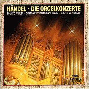 Eduard Müller - Die Orgelkonzerte 1-16