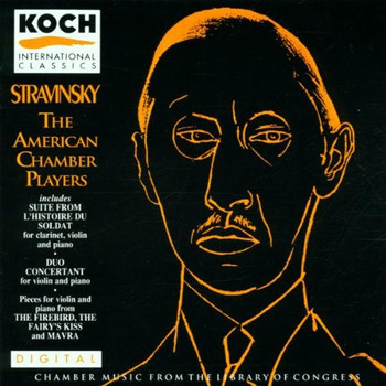 American Chamber Players - L'Histoire du Soldat