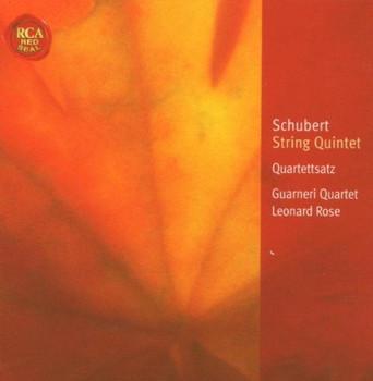 Guarneri-Quartett - Class Lib: String Quintet