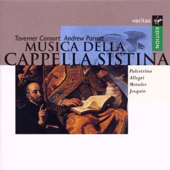 a. Parrott - Music for the Sistine Chapel