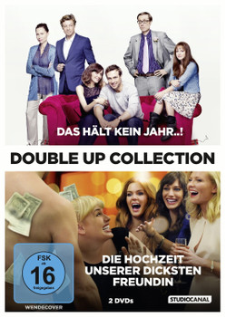 Double Up Collection: Das hält kein Jahr / Die Hochzeit unserer dicksten Freundin [2 Discs]