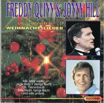 Freddy Quinn & Jonny Hill - Die schönsten Weihnachtslieder
