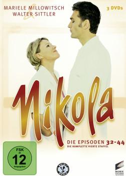 Nikola - Die Episoden 32-44 [3 Discs]