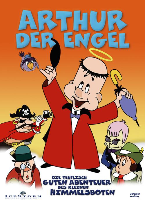 Arthur der Engel - Die teuflisch guten Abenteuer des kleinen Himmelsboten, 12 Fo