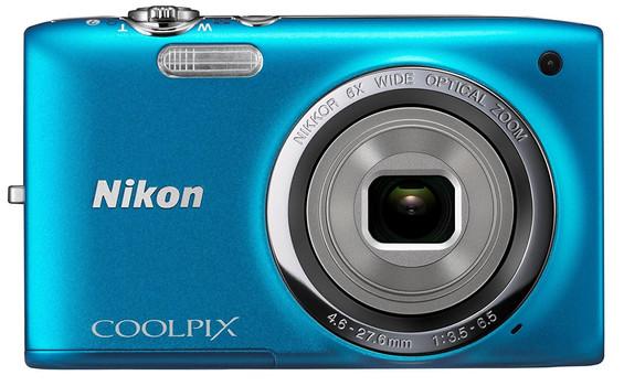 Nikon COOLPIX S2700 azul
