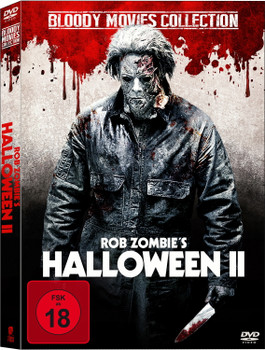Rob Zombie's Halloween II [Bloody Movies Collection]