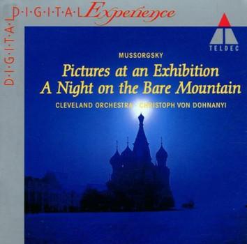 Co - Bilder einer Ausstellung / Nacht auf dem kahlen Berge