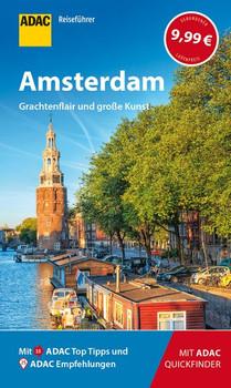 ADAC Reiseführer Amsterdam - Ralf Johnen  [Taschenbuch]