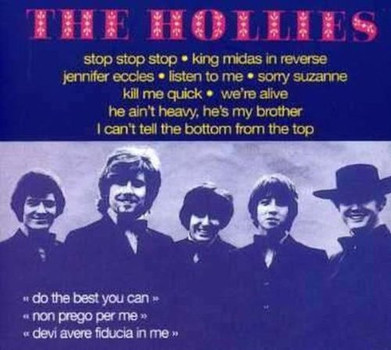 the Hollies - French Ep Collection Vol. 3