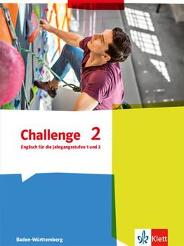 Challenge 2. Englisch für die Jahrgangsstufen 1 und 2. Ausgabe Baden-Württemberg [Gebundene Ausgabe]