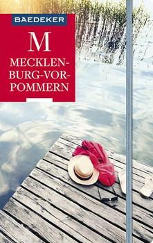 Baedeker Reiseführer Mecklenburg-Vorpommern. mit GROSSER REISEKARTE - Christine Berger  [Taschenbuch]