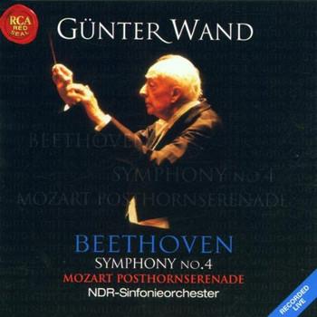 Günter Wand - Posthorn Serenade/Sinfonie N 4
