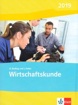 Wirtschaftskunde 2019 - Helmut Nuding & Josef Haller [Broschiert, 3. Auflage 2019]