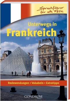 Unterwegs in Frankreich. Redewendungen - Vokabeln - Extratipps - Gabi Lange