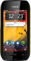 Nokia 603 2GB negro amarillo