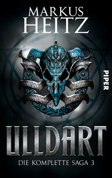 Ulldart. Die komplette Saga 3 - Markus Heitz  [Taschenbuch]