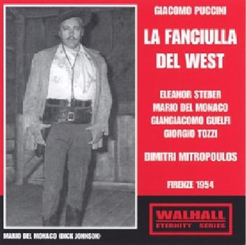 Puccini:Fanciulla Del West - Puccini:Fanciulla Del West