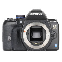 Olympus E-600 body zwart