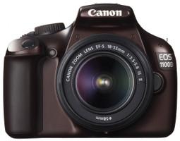 Canon EOS 1100D bruin