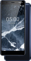 Nokia 5.1 Dual SIM 16GB blu temperato