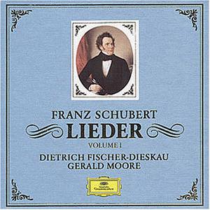 d. Fischer-Dieskau - Lieder Vol. 1 (1811-1817)