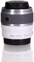 Nikon 1 NIKKOR 30-110 mm F3.8-5.6 VR 40,5 mm Obiettivo (compatible con Nikon 1) bianco