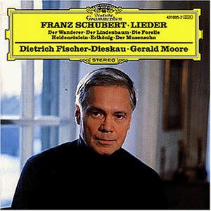 Dietrich Fischer-Dieskau - Schubert-Lieder