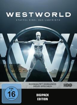 Westworld - Staffel eins: Das Labyrinth [3 DVDs]