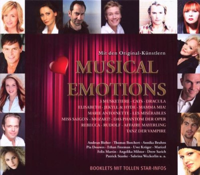 Various - Musical Emotions