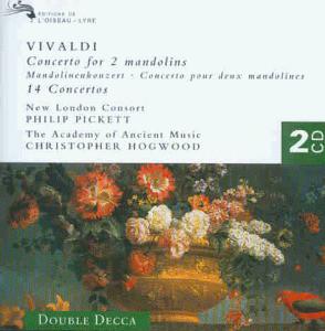 Hogwood - Konzert F.2 Mandolinen/+